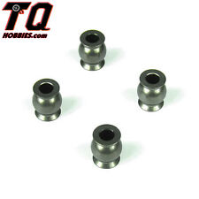 Tekno RC TKR5053A Aluminum 6.8mm Flanged Pivot Ball Set (4)  fast ship+ track#