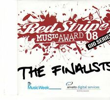 (FP970) Various Artists, Red Stripe Music Award - 2008 Music Week CD