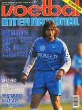 V.I. 1992  nr. 32 - DJUROVSKI & FC GRONINGEN/SJAAK TROOST/BOB MAASKANT/RKC