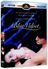 DVD *** BLUE VELVET *** Edition collector de David Lynch   ( neuf sous blister )