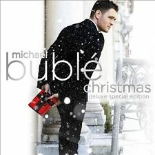 Christmas [Deluxe Special Edition] ●● Michael Bublé ●● (CD, Nov-2012) SEALED