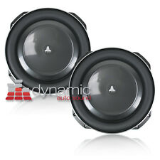 "Two (2) JL AUDIO 13TW5v2-2 13.5"" Single 2 ohm Thin-Line TW5 Series Subwoofers"