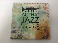 ALL THAT JAZZ FROM DENMARK 1992 FAST POST CD