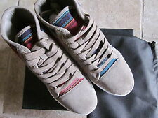 United Nude Jump Ash Paradise Leather/Textile NIB Tie Bootie Shoe Really CUTE!
