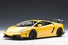 AutoArt Lamborghini Gallarso LP560-4 Super Trofeo (Yellow) 74687