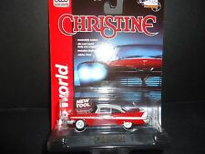 Auto World Plymouth Fury 1958 Christine 1/64 Limited Edition