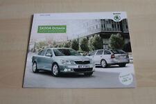 138480) Skoda Octavia - Business - Prospekt 09/2011