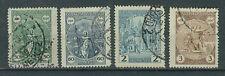 Tschechoslowakei  Briefmarken 1929 Hl. Wenzel  Mi.Nr.283-86