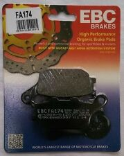 Suzuki DL1000 V-Strom (2002 to 2010) EBC Kevlar REAR Brake Pads (FA174)