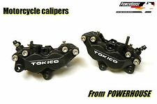 Suzuki GSX-R 600 K1 front brake calipers refurbished exchange  2001 Tokico