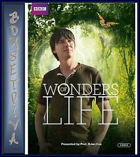 WONDERS OF LIFE - Prof. Brian Cox *** BRAND NEW DVD ***