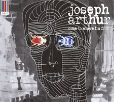 Come to Where I'm From by Joseph Arthur (CD, Apr-2000, Real World Records)