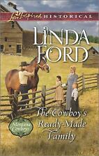 Montana Cowboys: The Cowboy's Ready-Made Family by Linda Ford (2016, Paperback)