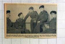 1960 Tulse Hill Army Cadets Tower Of London Freemantle,worrell, Jones,dye,