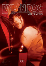 Dylan Dog: Mater Morbi (English edition, red cover) GN, Recchioni, Carnevale