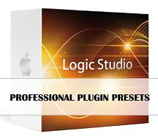 PROFESSIONAL PRESETS FOR APPLE LOGIC STUDIO PRO 5 6 7 8 9 10 X