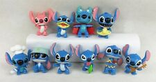 "10pcs toy Disney Lilo & Stitch figures set 5-6cm/2.5"" Cake topper#US"