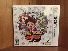 Yo-Kai Watch (Nintendo 3DS, 2015) Yokai Watch