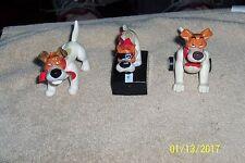 DISNEY OLIVER & COMPANY BURGER KING KIDS MEAL LOT 3 DIFFERENT DODGER DOGS 1996