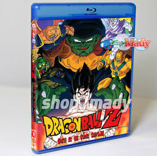 Dragon Ball Z Super Saiyan Son Goku Blu-ray en ESPAÑOL LATINO Region Free