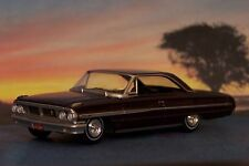 1964 64 FORD GALAXIE 500XL 1/64 SCALE COLLECTIBLE DIECAST MODEL DIORAMA DISPLAY