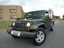 Jeep : Wrangler 4WD 4dr Unli
