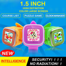 KID BOY GIRL SMART DIGITAL WRIST WATCH MULTI FUNCTION GAME SPORT PRE SCHOOL TOY