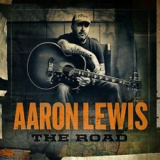 AARON LEWIS CD - THE ROAD (2012) - NEW UNOPENED - COUNTRY