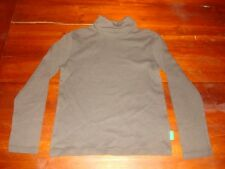 united color of benetton girl boy brown turtle neck size xs