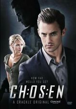 CHOSEN : COMPLETE SEASON 1 (Milo Ventimiglia) Region Free DVD - Sealed
