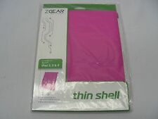 ZGEAR - PINK - THIN SHELL FOR IPAD 2, 3 & 4 - DESIGNED TO WORK WITH SMART COVERS