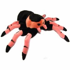 Plush Soft Toy Pink Spider By Dowman Soft Touch - Cuddly Toy