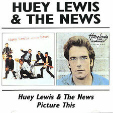 Huey Lewis & The News/Picture This [Remaster] by Huey Lewis & the News (CD,...
