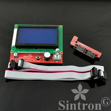 LCD 12864 Graphic Smart Controller for RepRap RAMPS 1.4 3D Printer Mendel Prusa