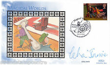 1998 Magical Worlds - Benham Small Silk - Signed by CELIA IMRIE