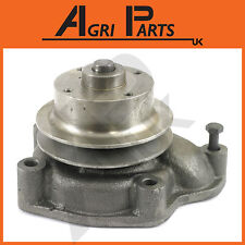 Water Pump with pulley Massey Ferguson 25,30,122,130,825 Tractor A4.99 A4.107