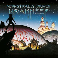 URIAH HEEP Acoustically Driven CD+DVD NEW .cp
