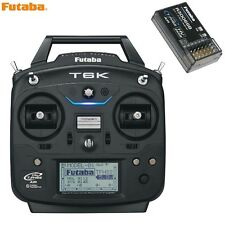 FUTABA FUTK6110 6K 6 CHANNEL 2.4GHZ HELICOPTER RADIO SYSTEM R3006SB RECEIVER !!