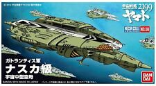 Star Blazers Space Battleship Mecha Collection 08 Nasca Yamato 2199 Model Kit