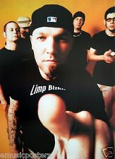 """LIMP BIZKIT """"FRED DURST'S FINGER OUT"""" POSTER FROM ASIA - Nu Rap Metal Music"""