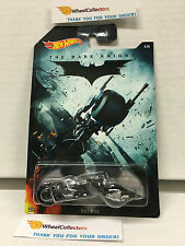 Hot Wheels Batman Series * #4 Bat-Pod * The Dark Knight * Walmart Only