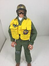 1/6 HASBRO KOREAN WAR USAF AIR FORCE F-86 SABRE JET FIGHTER PILOT BBI DID DRAGON