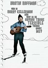 WHO IS HARRY KELLERMAN  DUSTIN HOFFMAN JACK WARDEN NEW SEALED DVD FREE SHIPPING