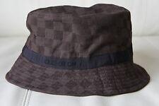 Louis Vuitton Damier Brown Bucket Hat