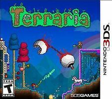 TERRARIA 3DS ADVENTURE NEW VIDEO GAME