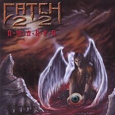 CATCH 22 - AWAKEN cd metallica maiden dio testament pantera savatage priest NEW!