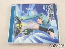 Project Diva Arcade Original Song Collection OST Vocaloid Hatsune Miku Music CD