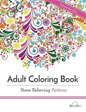 Fantasia Disegni Adulti Libro Da Colorare Art Therapy Anti Stress Rilassante