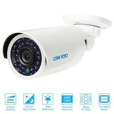 1500TVL 720P AHD Bullet Camera 1MP HD CCTV Outdoor Security 30IR IP66 NTSC I1H5