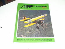 Air Enthusiast Magazine 1979 No 09 - AW Whitley, Oldest Boeing